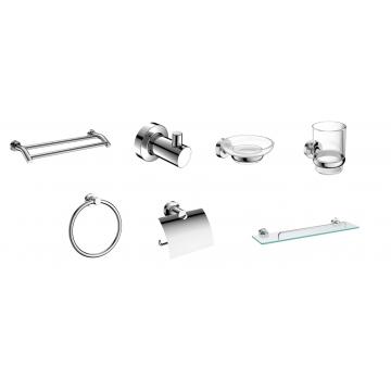Baron 8285 7 pieces accessories bathroom set